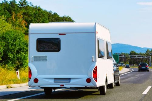 New rules for towing a trailer or caravan - and how they affect your staycation