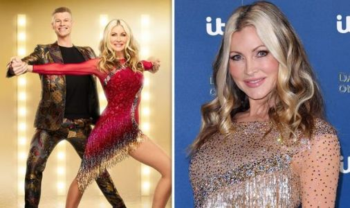 Caprice Bourret's 'catastrophic' fallout with Dancing On Ice's Hamish exposed?