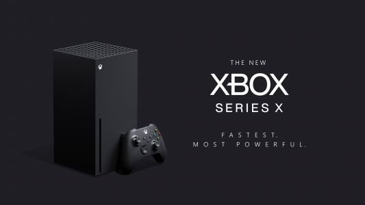 Xbox Series X is Microsoft's next-gen games console and PS5 rival