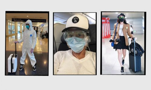 Flying during the pandemic? Essential items to take on the plane
