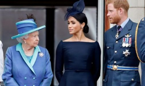 Are Meghan and Harry's antics final nail in the coffin for Queen? asks CHRISTOPHER WILSON