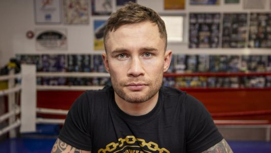 Carl Frampton contemplates 'upping sticks' over Stormont Covid 'shambles' as DUP MP blasts 'clear as mud' roadmap: How social media reacted