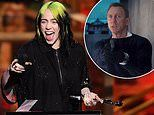 Billie Eilish becomes the FIRST female artist to reach number one with a Bond theme tune