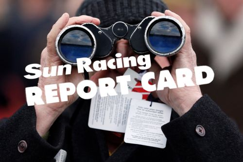Racing Report Card: A big day in the Jockey's Championship, a Keith Dalgleish horse on the up & a Roger Fell smash and grab at Ayr