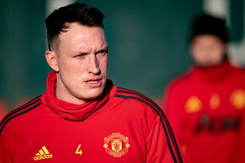 Man Utd and Phil Jones receive apology from Twitter after post from official account mocked the defender