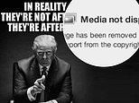 Twitter removes photo from Trump tweet over copyright violation after complaint from New York Times