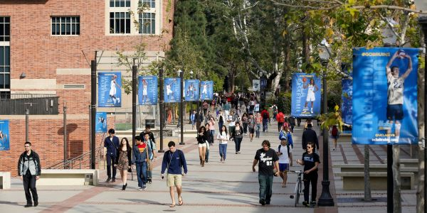 A Chinese woman has just been charged with allegedly taking part in the college admissions scandal and paying $400,000 to get her son into UCLA
