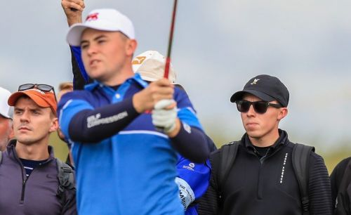 Great Britain and Ireland captain Stuart Wilson ready for Walker Cup challenge