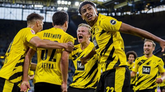 Dortmund in 'final stages' of securing potential Erling Haaland replacement