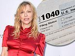 Courtney Love allegedly owes more than $357K in taxes, according to California tax officials