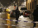 Two-year-old migrant girl is killed after being shot in the face during police chase in Belgium
