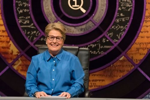 What time is QI on TV?