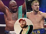 Dillian Whyte left 'devastated' as he CANCELS fight with Otto Wallin next week due to injury