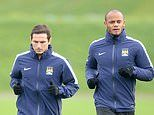Vincent Kompany backs Frank Lampard to be a success as Chelsea manager