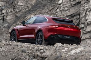 New Aston Martin DBX SUV: first car rolls off Welsh production line plus all the specs and details