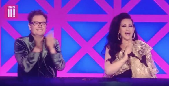 Drag Race UK: RuPaul Gives Us A Sneak Peek At Hilarious First Episode Featuring Alan Carr, Andrew Garfield And. Crumpet Talk