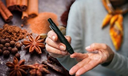 Diabetes type 2 - the 'diabetes superfood' spice to lower your risk of high blood sugar