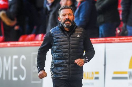 McInnes calls for patience as Aberdeen boss calls for season end on the pitch
