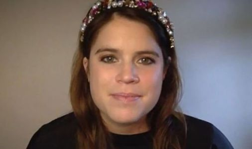 Princess Eugenie shares hopes for her royal baby's future in emotional new video