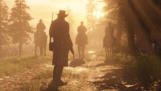 Red Dead Online players are teasing Rockstar by dressing up as clowns
