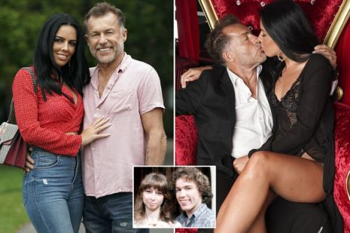 Former Corrie star, 61, and 21-year-old dancer reveal plans to start family