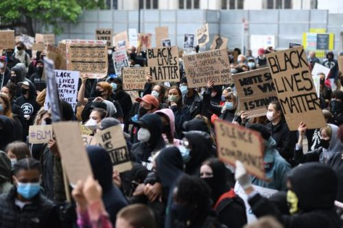 Thousands Of Anti-Racism Protestors Nationwide Take To The Streets