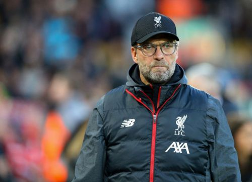 Jurgen Klopp names the two favourites to win the Champions League after Liverpool exit