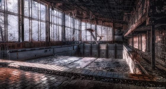 These Infrared Photos of Chernobyl Are As Stunning As They Are Creepy