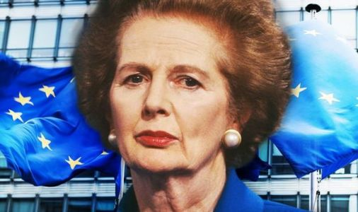 Margaret Thatcher showed how negotiations with EU are done 'You CAN get a good result'