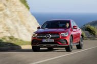 Mercedes GLC Coupe gets refreshed looks, new engines for 2019