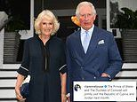 Prince Charles and Camilla will tour Cyprus for the first time since the Queen's 1993 visit