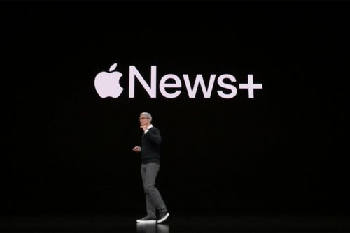 It's here! Apple launches Apple News+ magazine subscription service