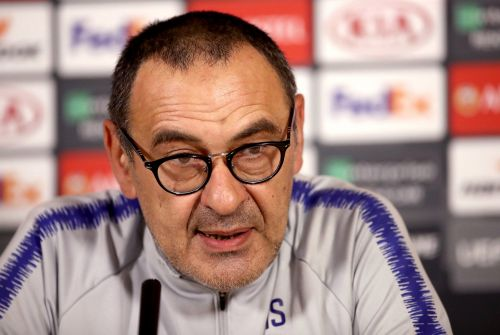 Maurizio Sarri orders Roman Abramovich to sack him 'immediately' if Chelsea future hinges on Europa League final against Arsenal