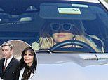 Oops - I did did it! Britney in the driving seat after her dad agrees to step down as conservator
