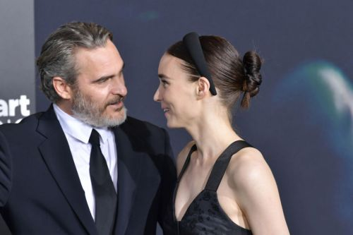 Joaquin Phoenix and Rooney Mara 'welcome a baby boy named River' after actor's late brother