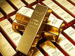 Jittery investors rush to buy gold as value hits a nine-year high