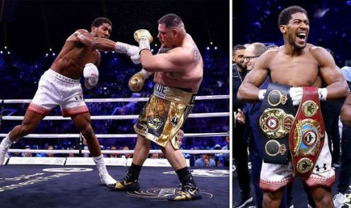 Anthony Joshua vs Andy Ruiz Jr highlights: How to re-watch full fight for free