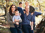 Kate Middleton and Prince William enjoy burger and chips pub lunch with George, Louis and Charlotte
