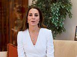 Kate praises nurses for sacrifices made during the 'hardest of years'