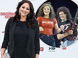 Martine McCutcheon looks unrecognisable as she shares a throwback snap of herself