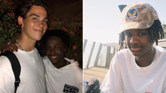 Pierce Brosnan's son Paris leads tributes to Frank Ocean's brother Ryan Breaux after 'tragic death aged 18'