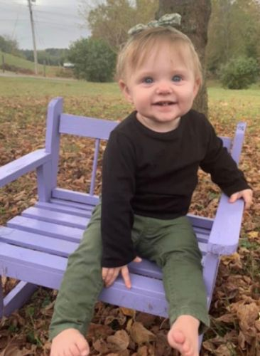 Man and woman arrested in hunt for missing 15-month-old after police say mom has been lying to them