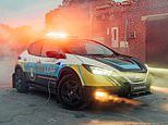 Nissan's Re-Leaf is an emergency international rescue electric vehicle