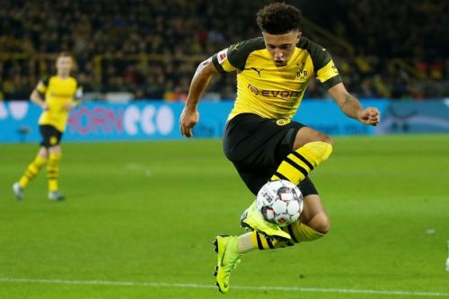 Jadon Sancho set for first England start in USA friendly