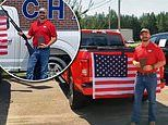 Alabama car dealership offers a free Bible, shotgun and American flag to every customer for July 4