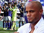 Furious Vincent Kompany 'locked Anderlecht flops in dressing room for an HOUR'