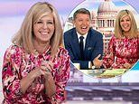 Kate Garraway shares the tale on GMB when her son Billy got THROWN off a horse after it passed wind