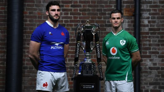 France vs Ireland live stream: how to watch Six Nations 2020 rugby anywhere today
