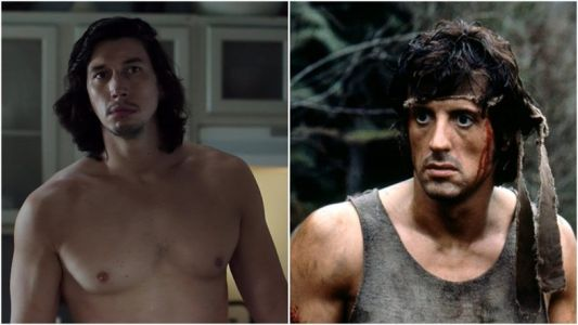 Quentin Tarantino's ideal 'good movie' would cast Adam Driver as Rambo