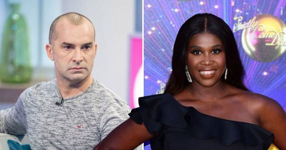 Strictly newcomer Motsi Mabuse slams Louie Spence over 'box-ticking' accusations